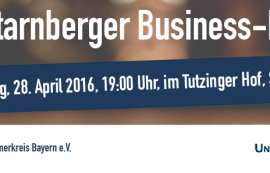 Starnberger Business Lounge