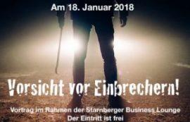 Die 6. Starnberger Business Lounge